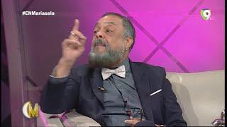 Entrevista exclusiva a Pancho Céspedes en Esta Noche Mariasela (2/2)