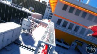 Mirrors Edge Gameplay -PC - Maxed out On 8600 GTS |HD|