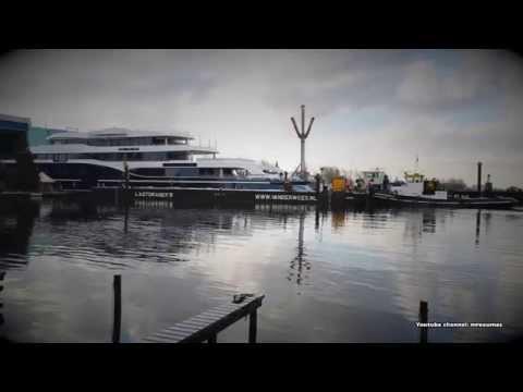 "Feadship superyacht project ""808"" built for Bernard Arnault"