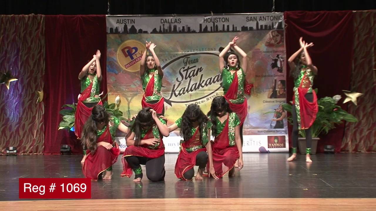 Participant Reg# 1069 performing group Dance for  TSK Title  on Saturday, June 4, 2016