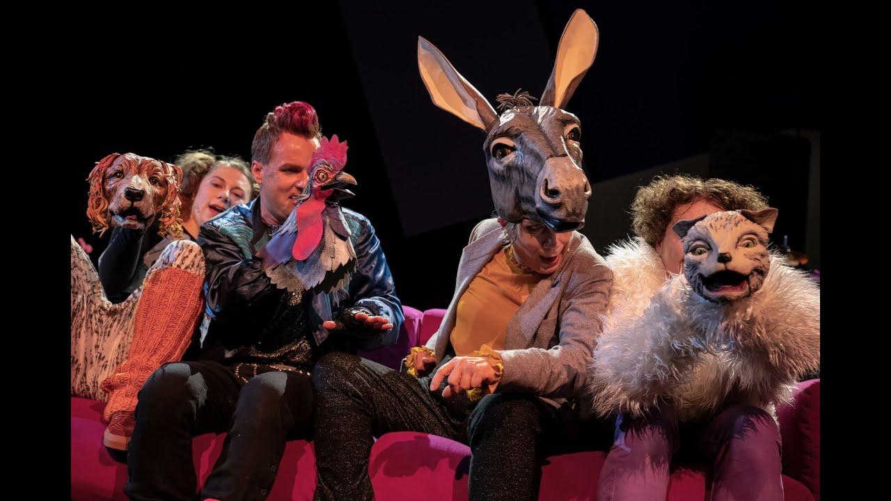 Die Bremer Stadtmusikanten (UA) ~ Trailer ~ tjg. theater junge generation