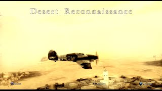 Blazing Angels: Squadrons of WWII | Mission 5 | Desert Reconnaissance
