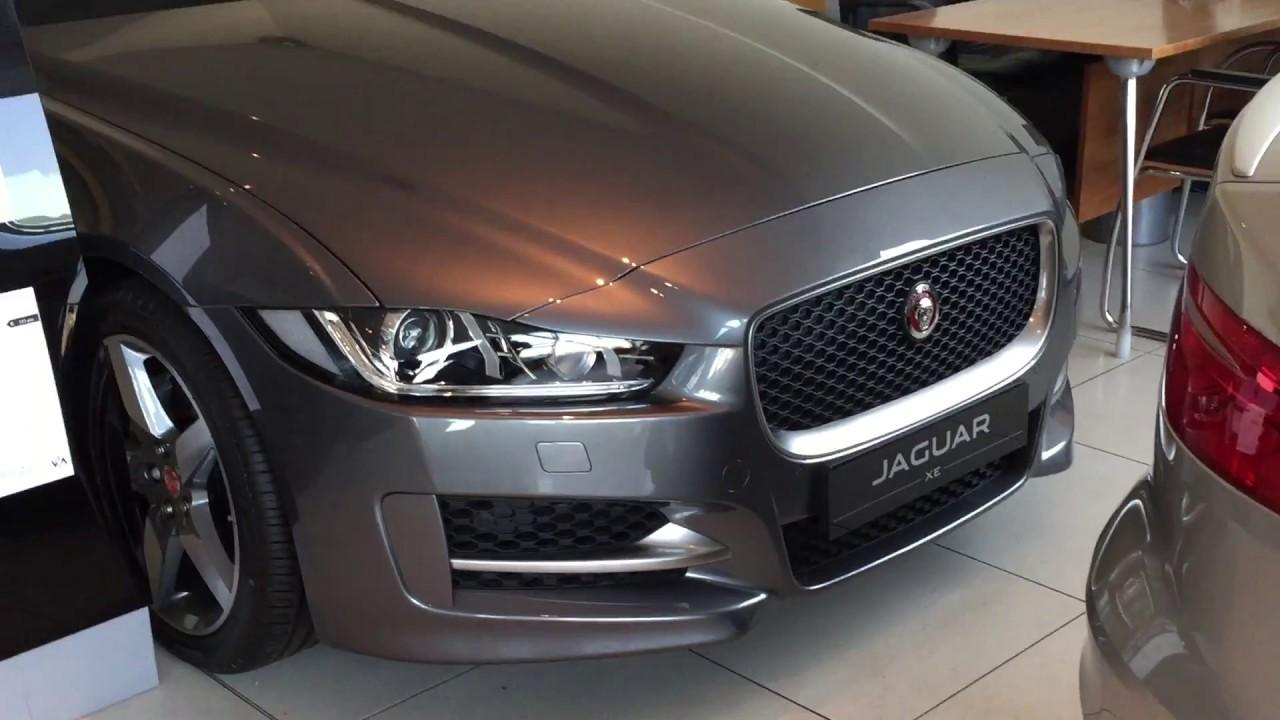 2017 Jaguar Xe S Exterior And Interior Walkaround