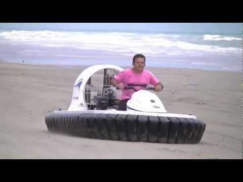 Hovercraft em Mossóro 1