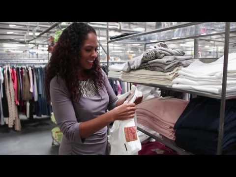 KJLH's Adai Lamar At DLM Off Price Specialists