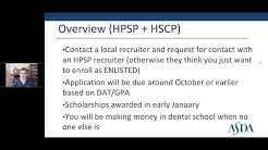 Scholarships for aspiring dental students