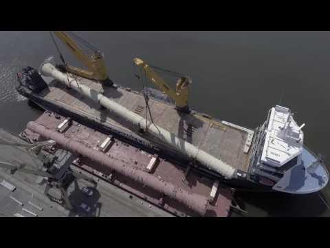 Heavy Lift Fractionators