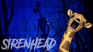 SIREN HEAD.. | Fan Choice FRIGHTday