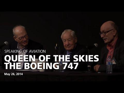 """Queen of the Skies"" Boeing 747"