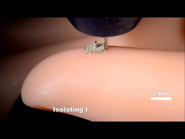 3D Printed Stretchable Tactile Sensors