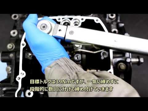 トルク管理の重要性 (Change due to tightening torque )