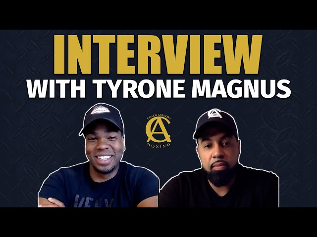 You tubers Should not be Underestimated [ Interview with Tyrone Magnus ]