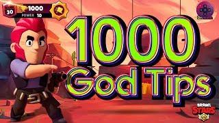 1000 ! Colt ! God Tips ! Brawl Stars ! 1000 ! 柯爾特  ! 神級攻略 ! 荒野亂鬥!