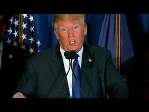 Donald Trump Wins New Hampshire Republican Primary Election