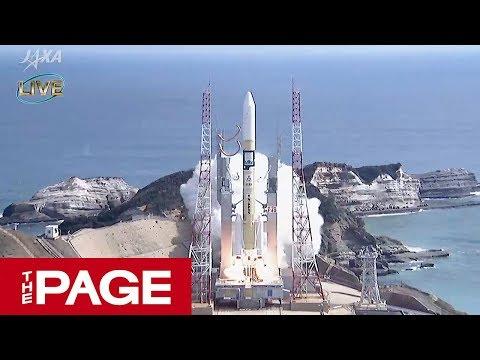 温室ガス観測の「いぶき2号」搭載 H2Aロケット打ち上げ成功(JAXA/三菱重工提供映像)(2018年10月29日)