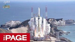 温室ガス観測の「いぶき2号」搭載 H2Aロケット打ち上げ成功(JAXA/三菱重工提供映像)(2018年10月29日) thumbnail