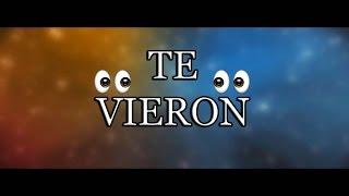 TE VIERON - ALEXIS CHAIRES (CON LETRA)