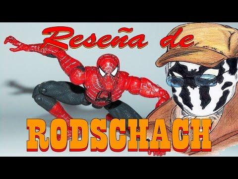 Reseña de Rodschach: El Hombre Araña 2 - Hombre Araña Super Articulable