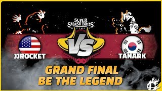 VS 2019 SSBU - KOR TANARK (FOX) VS USA JJROCKET (DIDDY KONG) | Smash Ultimate Grand Final