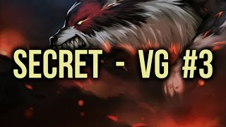 Secret vs VG (Vici Gaming) Highlights Dota 2 Frankfurt Major 2015 Upper Bracket Game 3