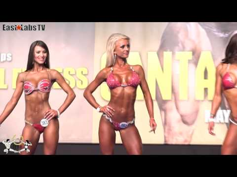 Bikini Fitness +168cm  2013 IFBB European Championships Santa Susanna