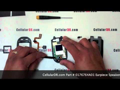 AT&T Motorola Tundra Flip Repair Video VA76r Disassembly Take Apart