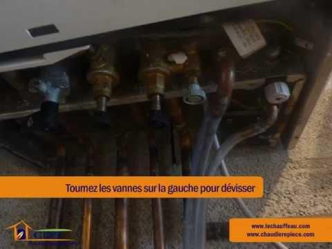 Comment remettre de l 39 eau dans une chaudi re nectra hyxia youtube - Comment nettoyer de l etain ...