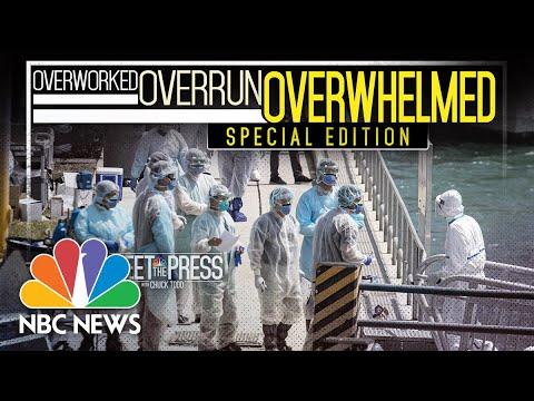 Meet The Press Broadcast (Full) - March 29th , 2020   Meet The Press   NBC News