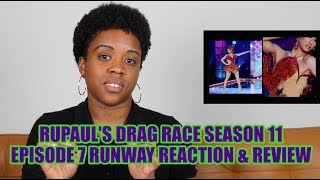 RuPaul's Drag Race S11 : Ep 7,