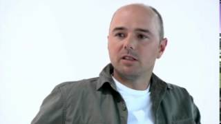 Karl Pilkington explains his gut reaction