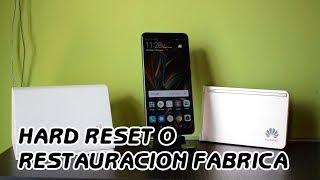 HUAWEI MATE 10 PRO Hard Reset o Borrado / Restaurar / Quitar, Contraseña, Patron, Pin HD
