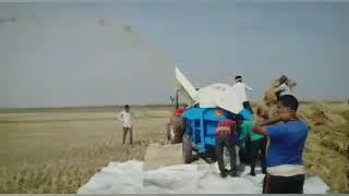 (थ्रेसर),(थ्रेसर मशीन), धान  मल्टीक्रॉप थ्रेसर  -वर्धमान एग्रो इनोवेटर्स, रायपुर, छत्तीसगढ़,भारत