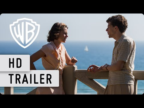 CAFÉ SOCIETY - Trailer #1 Deutsch HD German (2016)