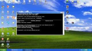 Видео урок №1 (Как взломать компьютер)