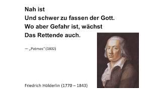 """Neue Zeit. Neues Menschenbild. Was bedeutet """"Umdenken""""? - Teil 1, Vortrag in Hamburg"""