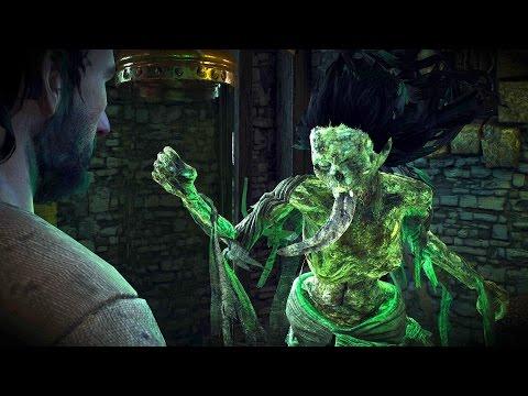 Witcher 3: Pesta Boss Fight... and Bonus Wraith Kiss (4K 60fps)