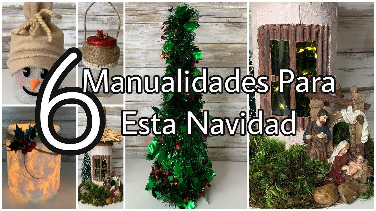 Artesanato Para o Natal 2020/6 MANUALIDADES NAVIDEÑAS PARA HACER Y VENDER 2020/Christmas Crafts