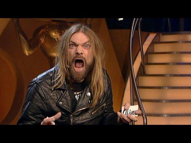 Verrückt, verrückter, Carl-Einar - TV total