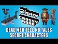 Disney Crossy Road Secret Characters Pirates Of The Caribbean Dead Men Tell No Tales Update
