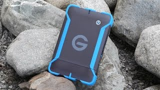 G-Drive Rugged Thunderbolt Hard Drive Review