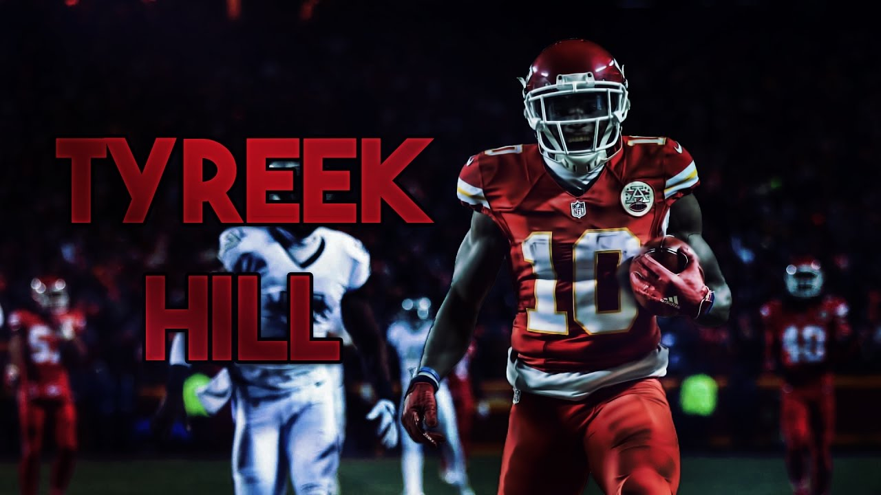 Tyreek Hill Highlights Believe In Yourself á´´á´°