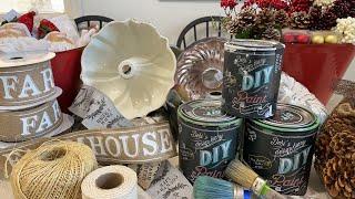 Thrifted Dollar Store Christmas Decor   Bundt Pan Centerpiece   WNW