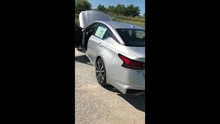 2019 Nissan Altima SR demonstration @Supreme Nissan in Slidell!