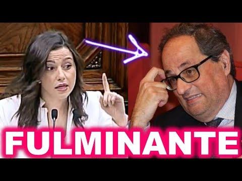 🌟MA-GIS-TRAL🌟 La ARROLLADORA intervención de Inés ARRIMADAS que ha HUNDIDO a Quim TORRA thumbnail