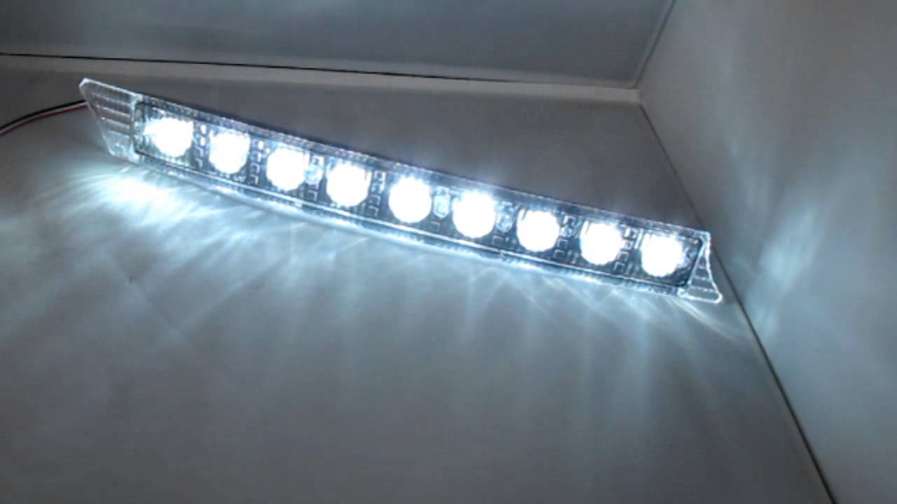 Led Daytime Lights