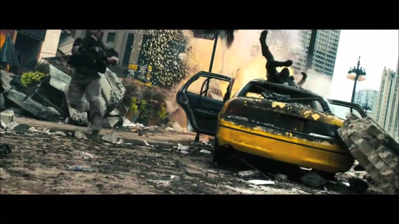 Download Transformers The Dark Knight Rises trailer mash up