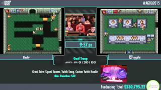 Awesome Games Done Quick 2015 - Part 55 - Goof Troop by Cyghfer and Blechy
