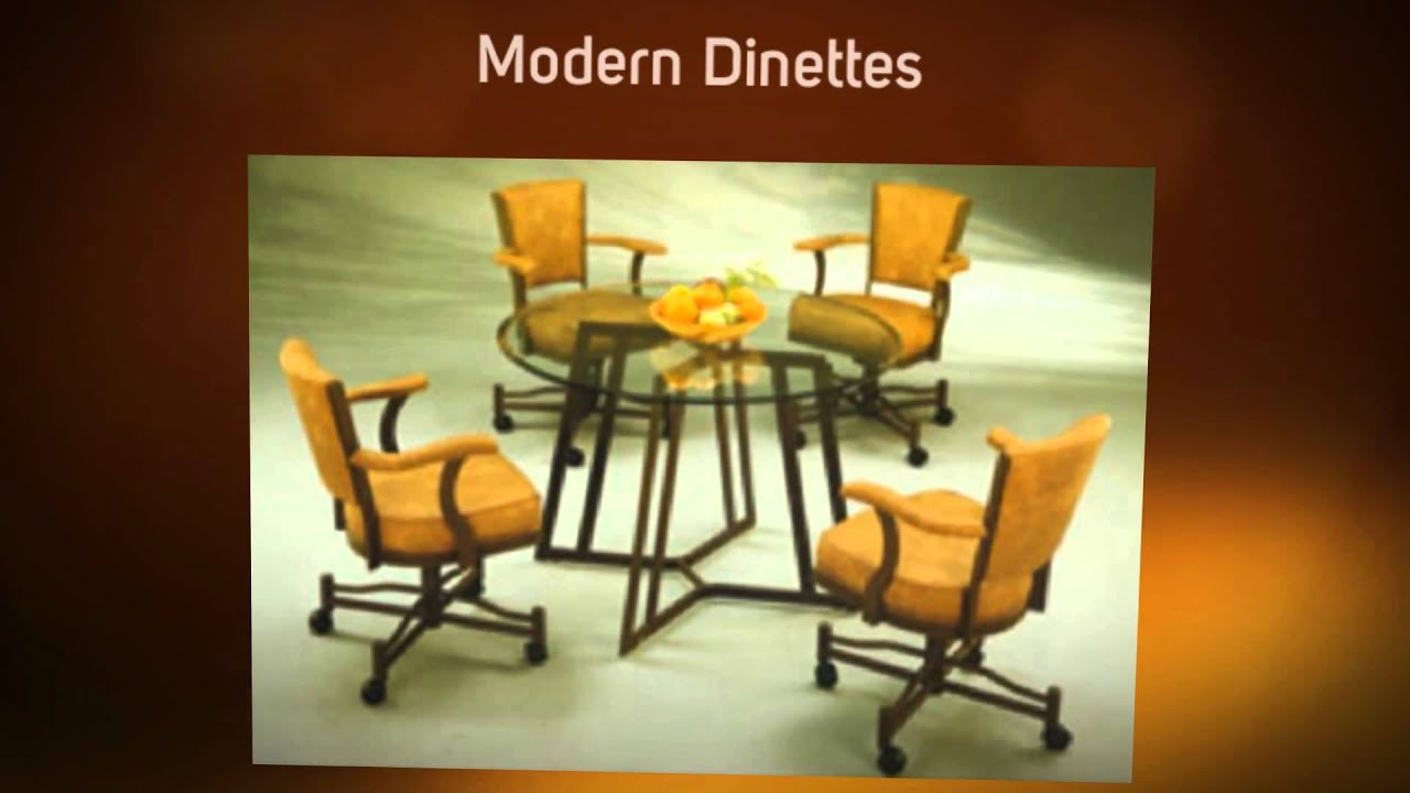 Rattan Dinettes Hollywood Florida