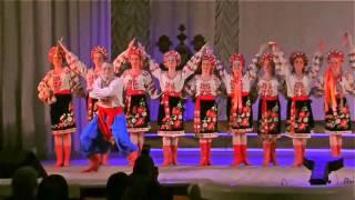 22 УКРАИНА украинский танец ГОПАК(14 апреля 2016 г. ансамблю народного танца «Украина» Национального технического университета «Харьковский..., 2016-04-23T09:07:16.000Z)