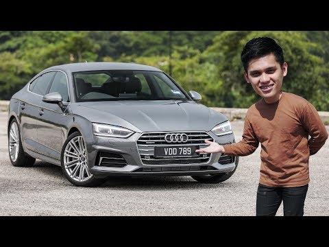 FIRST DRIVE: 2019 Audi A5 Sportback 2.0 TFSI Malaysian review - RM340k